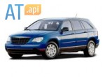 Запчасти и детали кузова для Chrysler Pacifica 09.2006-11.2007