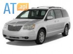 Запчасти и детали кузова для Chrysler Town Country III 01.2008-