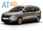 Запчасти и детали кузова для Renault Lodgy 03.2012-