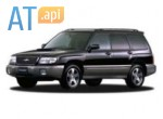 Запчасти и детали кузова для Subaru Forester (SF) 07.1997-09.2002